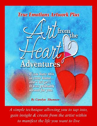 Download Your Art from the Heart Adventure E-Book Now!