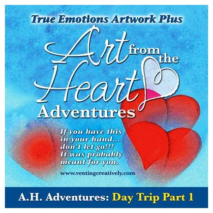 Take Our Intermediate Art from the Heart Adventures Workshop!