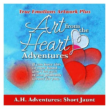 Learn Art from the Heart Adventures Technique