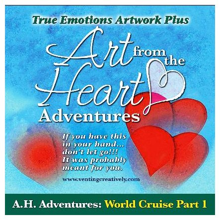 Jump Right In With Our Most Advanced Art from the Heart Adventure!